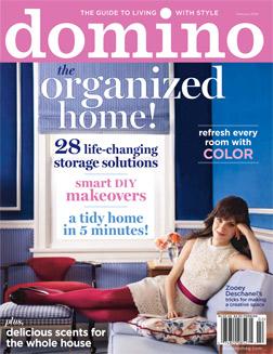 Domino Magazine, April 2005 - March 2009, R.I.P.