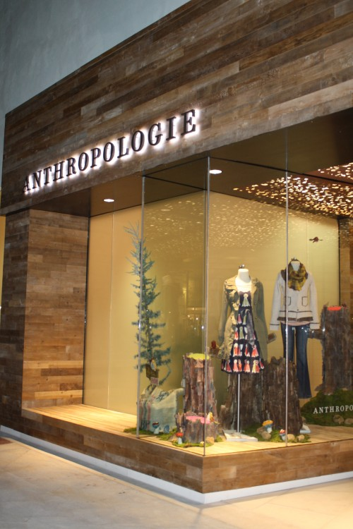 Anthropologie, Little Rock edish