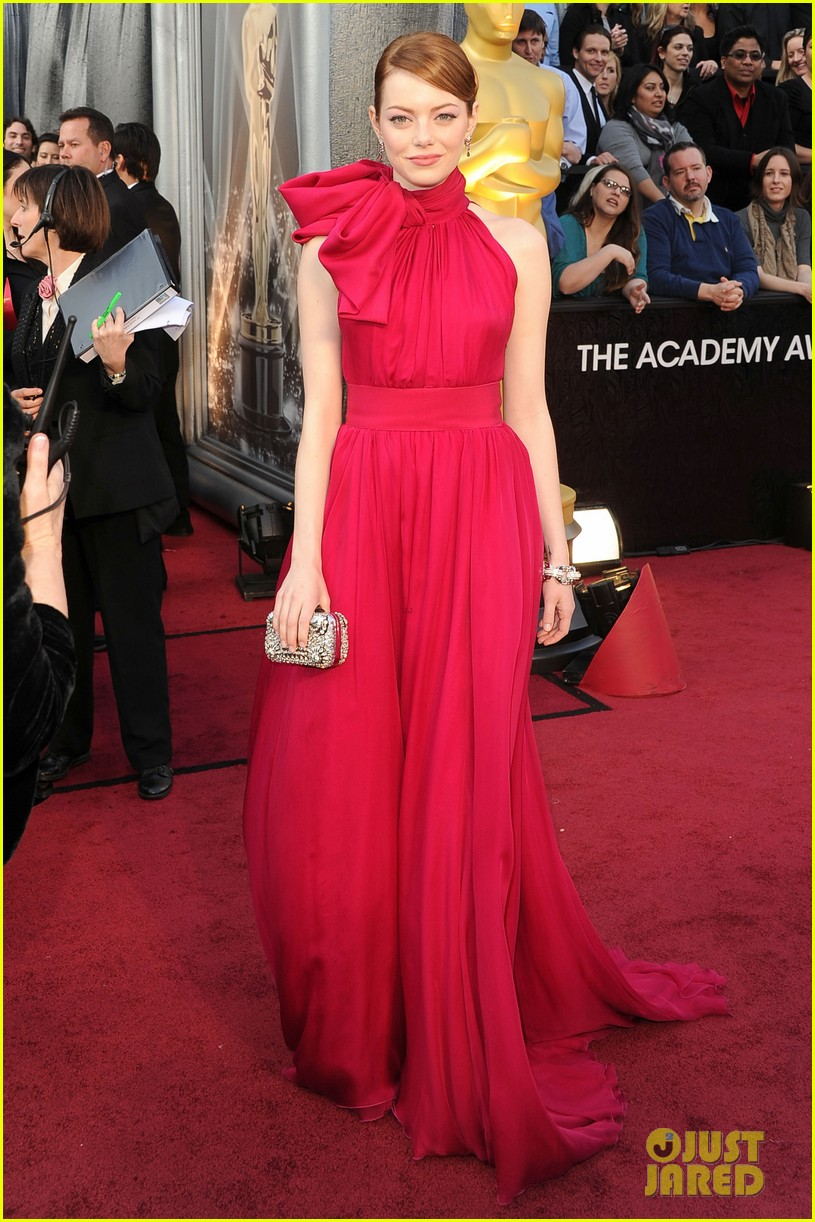 Fashion Recap Oscars 2012 Or How Billy Got His Groove