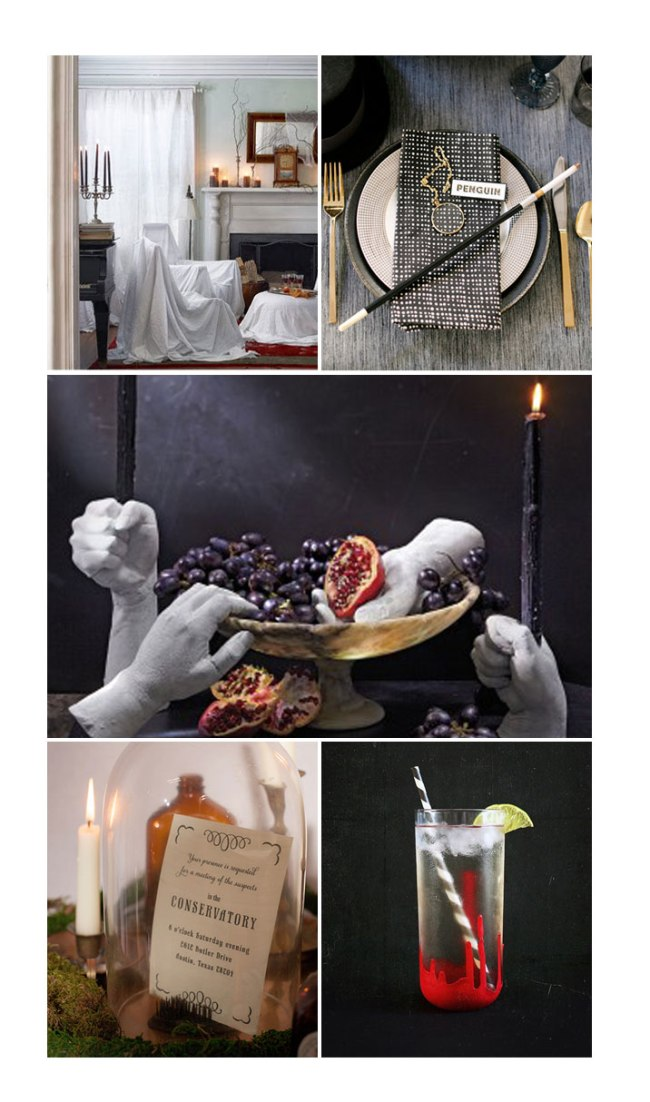 Ultimate Halloween Roundup | Rosemary on the TV #Halloween #entertaining #tabletop