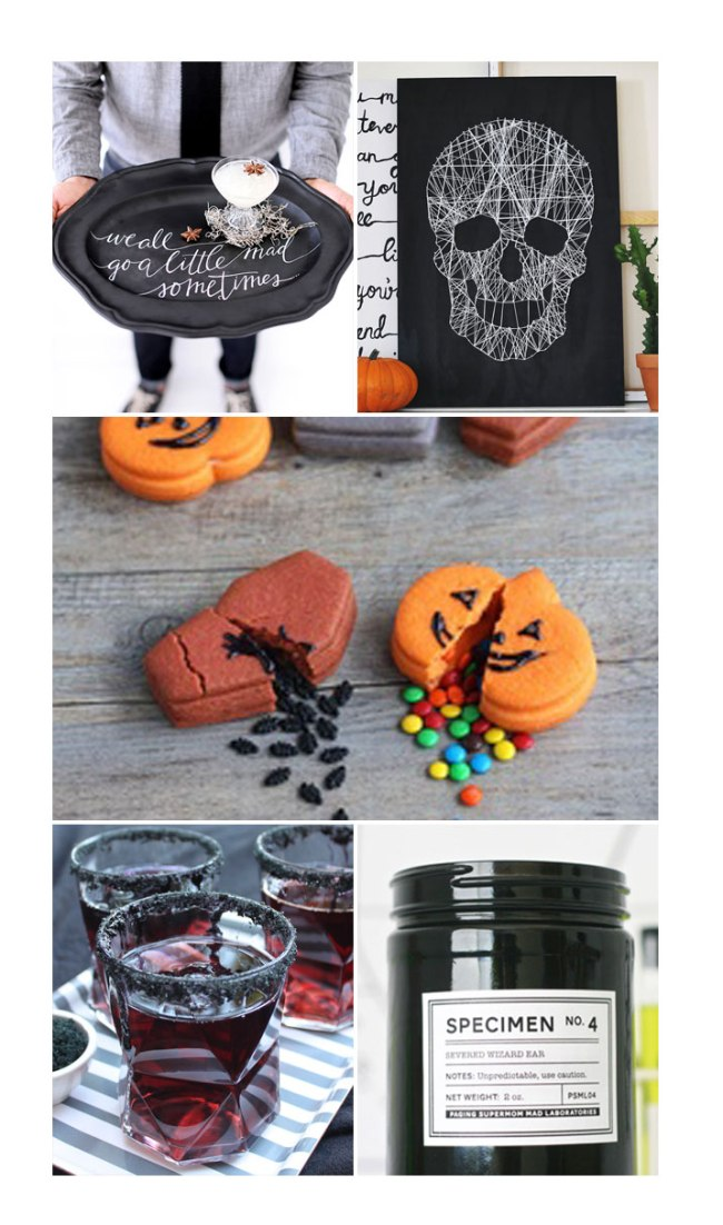 Ultimate Halloween Roundup | Rosemary on the TV #Halloween #DIY
