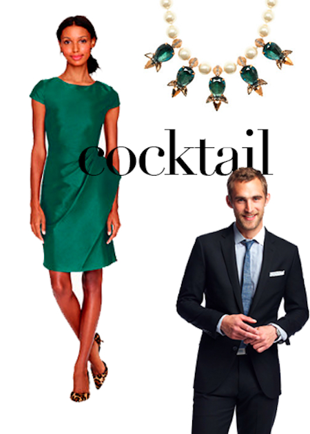 Deciphering Christmas Party Dress Codes | Rosemary on the TV