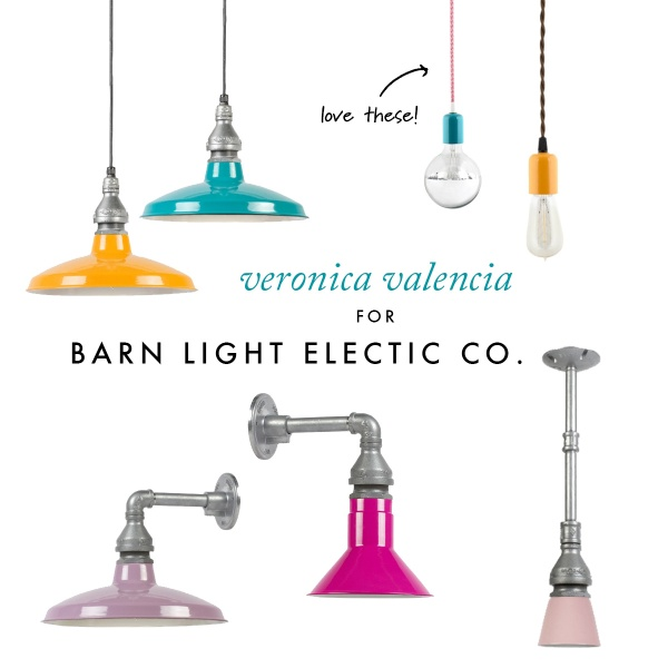 Veronica Valencia for Barn Light Electric Co. | Rosemary on the TV