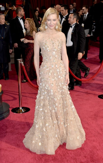 Oscars 2014 Red Carpet Fashion Recap | Rosemary on the TV