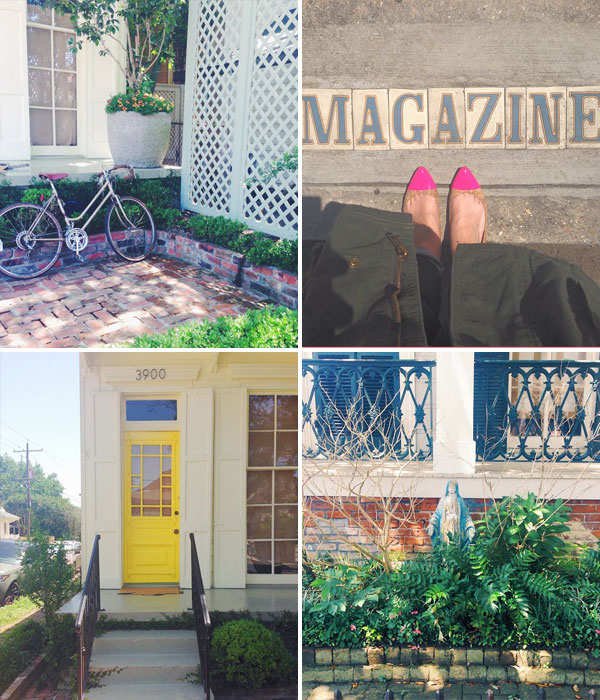 New Orleans Shopping & Food Guide | Rosemary on the TV #Magazine