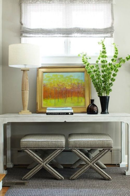 Credenza vs. Console | Rosemary on the TV #decorating #furniture