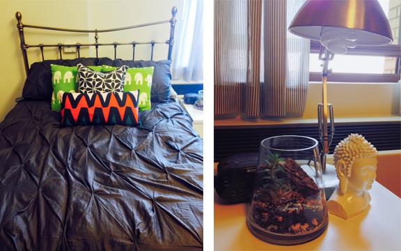 A Teeny, Tiny Apartment Tour | Rosemary on the TV